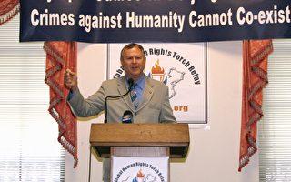 美國會議員提出抵制奧運法案 擬親自點人權聖火