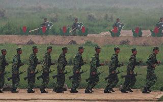 军队国家化呼声高 中共高层将领弹压