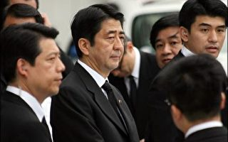 每日新聞:日本首相安倍內閣支持度跌至新低