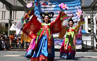 第15界韩国日庆祝活动旧金山举行
