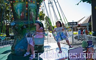 組圖﹕苗必達市夏日街會 慶祝多元文化