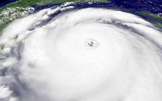 組圖:五級颶風狄恩 直撲墨西哥