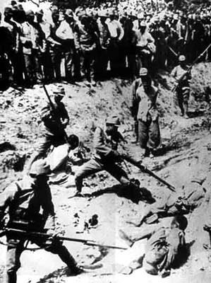 揭秘:30年前的中共为何极力掩盖南京大屠杀