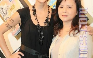 张钧甯不拍电影 携母改行当导览员?