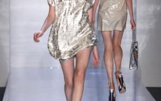 組圖:08奔馳時裝週Akiko Ogawa作品