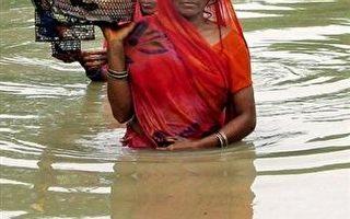 洪災再度肆虐印度孟加拉  百萬人撤離或被困
