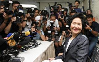 新闻周刊专访香港铁娘子 民主希望点燃