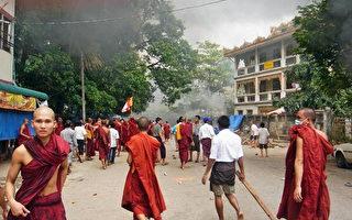 缅甸军政府流血镇压7死 传翁山苏姬再入狱