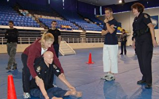 温哥华警察招聘 大学运动员成首选