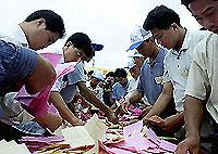 成都溫江社區選舉出現舞弊