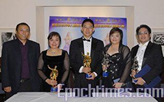 大赛获奖者谈感受:将弘扬中文歌曲