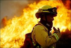加州野火肆虐第三天  撤離人數增至五十多萬