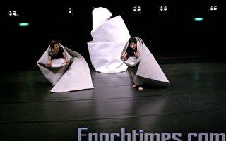 展现声光舞影的人物语舞剧