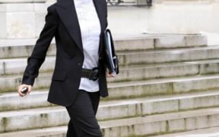 法國女司法部長陷學歷風波