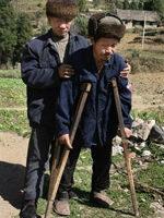 中國部分地區農民的健康狀況正在下降