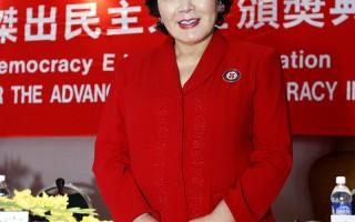 周锋锁出任中国民主教育基金会主席