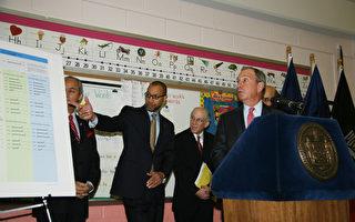 纽约公立学校评分出笼