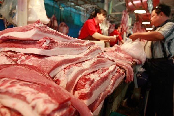 豬肉價格高漲 中共仍對美國豬肉徵62%關稅
