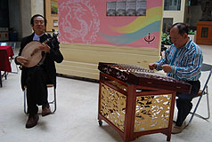 兩岸國樂團 28日台中市中山堂聯合演出