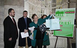 市議員擬立法減少塑料袋