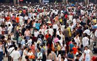 北京人口暴增问题严重
