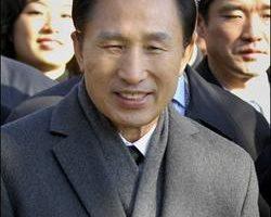 焦點人物:南韓總統熱門候選人李明博