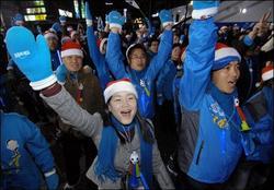 李明博赢得南韩总统大选 矢言重振国家经济
