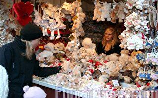 瑞典斯德哥尔摩逛最老的圣诞市场