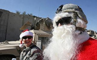 组图:五角大楼用雷达追踪圣诞老人