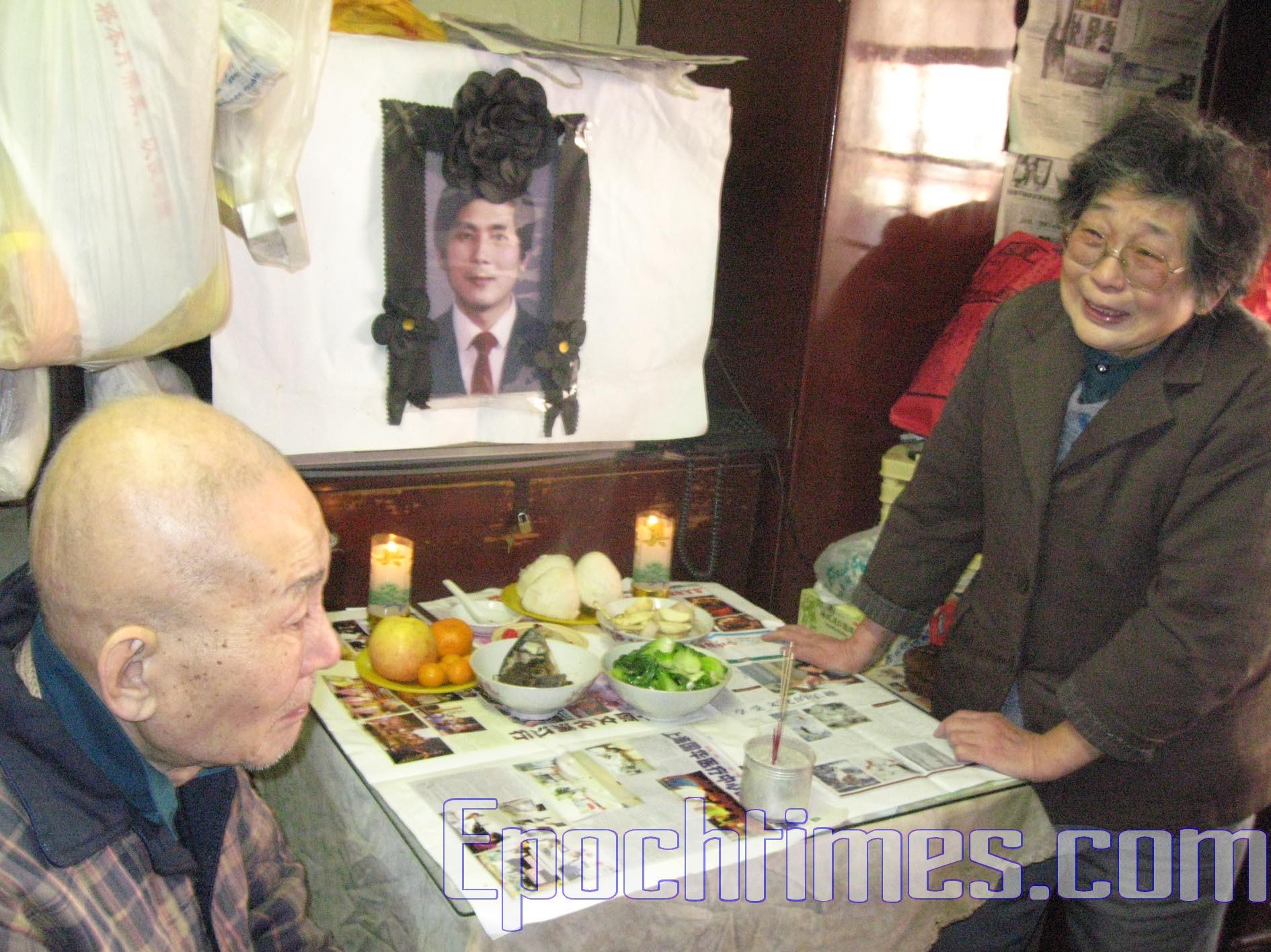 程晓容:中国访民之死