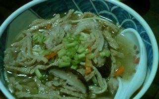 【厨艺麻雀变凤凰】古早美味 卤汤+面