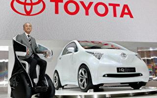 丰田挤下福特成美国车市二哥