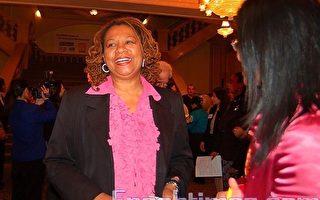 美国威明顿市议员:女高音打动我的心