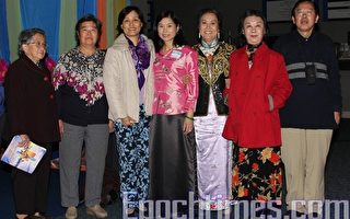 华人合唱团指挥:每支舞、每首歌都非常的值得