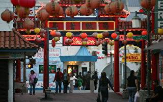 受中共病毒影响 美国唐人街中餐馆生意减半