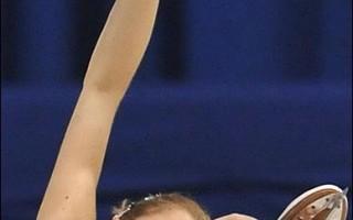科絲特娜連霸歐洲女子單人花式滑冰冠軍