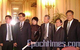 中共打压台湾 医学问题政治化