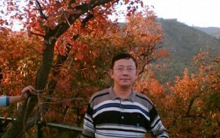 安徽政协常委汪兆钧(照片为汪兆钧本人提供)