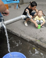 中國水資源供需矛盾日漸突出