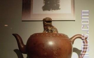 史博館展出:黃正雄珍藏古今紫砂名壺