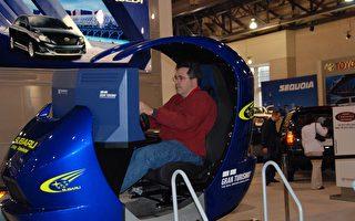 費城國際汽車展賓州會展中心舉行