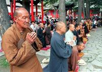 佛教名山五台申遺 居民不滿土地補償