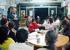 部落重建联盟:一中市场将导致原住民失业潮