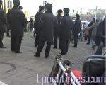 蟻力神事件爆發並持續至今近四個月,監控普通百姓成了多少瀋陽警察的日常工作。(養戶提供)