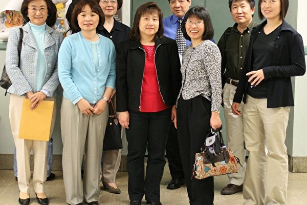 南加中文教師學會8日首次研討