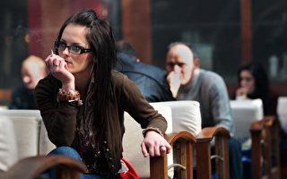 肺的老化程度吓住老烟枪