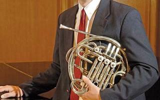 德拉華大學教授演奏布萊頓作品
