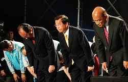 明居正:评析2008年台湾总统大选(2)