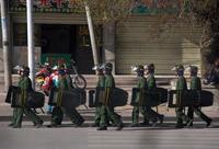 中共军队围困寺院断绝食物致藏僧饿死