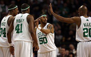 NBA綠衫軍有望改寫聯盟歷史